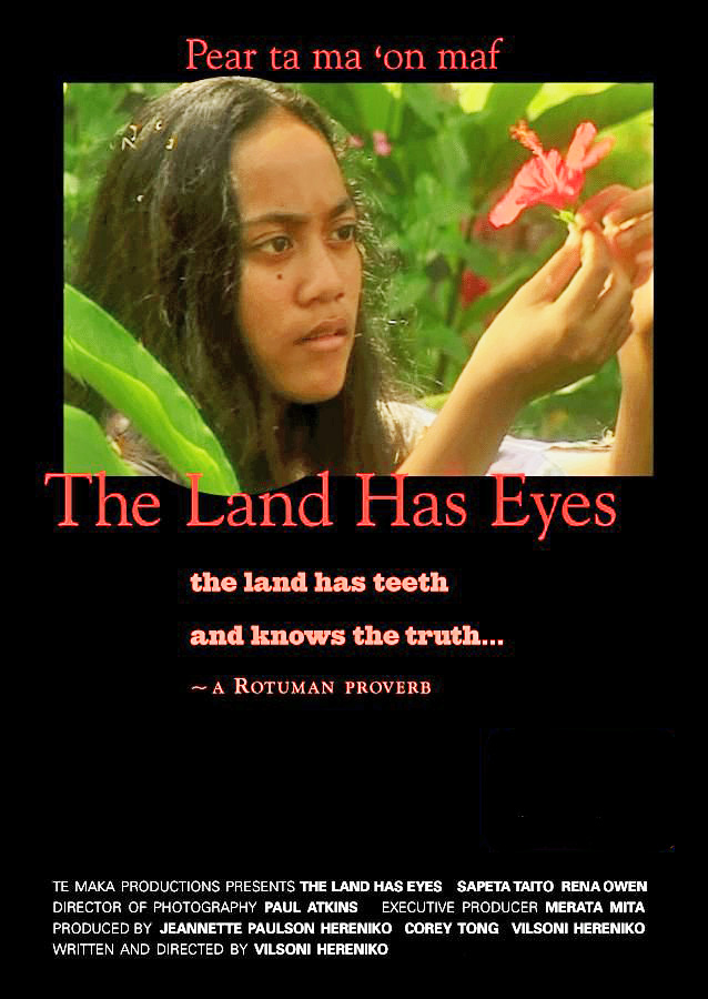 Image of The Land Has Eyes